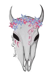 cabeza bufalo